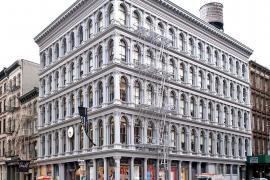 Amancio Ortega compra el mítico edificio Haughwout de Nueva York