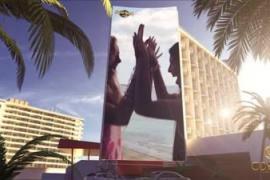 Hard Rock Hotel Ibiza tendrá la pantalla exterior cóncava de LEDs más grande del mundo