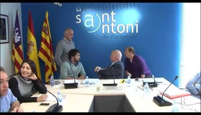 VÍDEO: Polémica por la compra de la nave de la empresa de limpieza de Sant Antoni