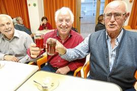 Día de fiesta para los mayores