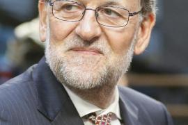 Rajoy pedirá a los Reyes Magos otro par de gafas: «Si me vuelven a pegar no tendría»