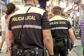 Detienen en Sant Antoni a dos hombres acusados de intentar un secuestro 'exprés'