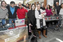 El lado más solidario de Ibiza Global Radio