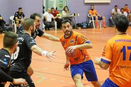 Nueva derrota de un HC Eivissa que sigue en el pozo