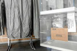 Un total de 88.515 electores de Eivissa y Formentera están llamados hoy a las urnas
