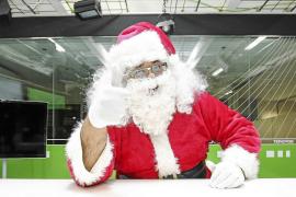 «Me llevo genial con los Reyes Magos e, incluso, cenamos todos juntos cuando llega la Navidad»