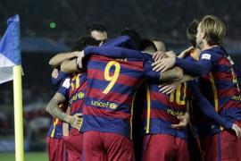 El Barça se alza con su tercer Mundial de Clubes