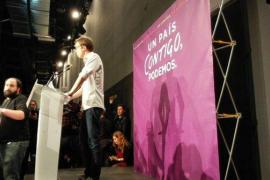 Errejón: «Mucha gente retira su confianza a los partidos tradicionales»
