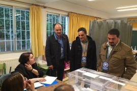 Marí: «Ser el partido más votado nos da legitimidad para promover pactos»