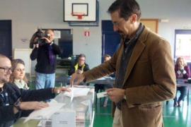 Navarro (C's): «Hemos roto el monopolio de PP y PSOE»
