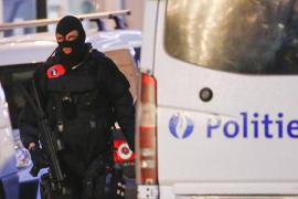 Dos detenidos en una operación policial en Bruselas relacionada con el 13-N