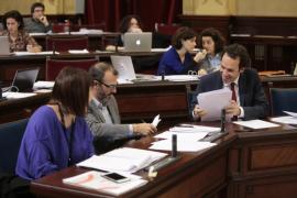 El Parlament aprueba los presupuestos de Presidència y Turisme