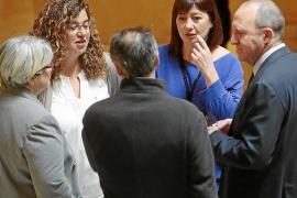 El PSIB pone su pacto con Podemos y Més de ejemplo a Sánchez