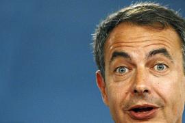 Zapatero: «La reforma laboral es para evitar despidos».