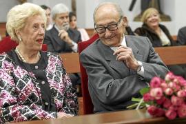 VÍDEO: Manuel y María Ester, un nuevo «sí quiero» 75 años después