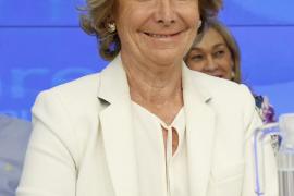 Esperanza Aguirre sobre las 'reinas magas' en Madrid: «Soy partidaria de la paridad, pero no de las paridas»