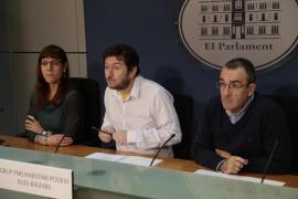 Podemos aspira a ser el primer partido de Balears en esta legislatura