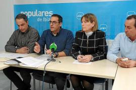 El PP de Vila impugna los presupuestos por «clientelismo» en la gestión del personal