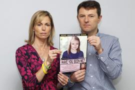 Los padres de Madeleine McCann no pierden la esperanza de encontrar a su hija