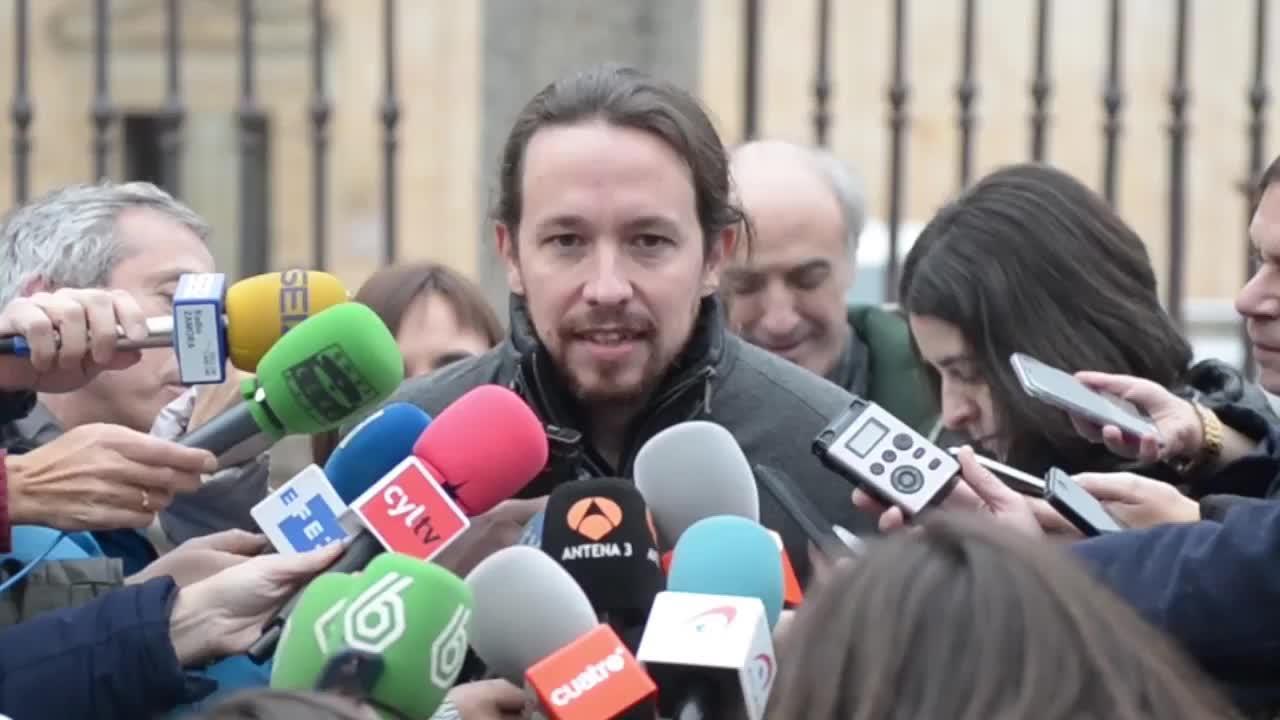 La primera iniciativa parlamentaria de Podemos será una proposición de ley de emergencia social