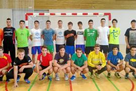 La selección balear cadete, rumbo a Almería
