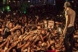 El presidente de Sri Lanka pide «azotar con un pez venenoso» a los promotores del concierto de Enrique Iglesias