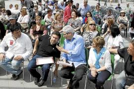 Grosske y Cámara, dos dirigentes históricos de EU, 'tutelarán' su refundación
