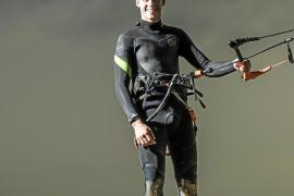 El rey del kitesurf