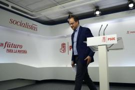 El PSOE no pactará con Rajoy porque es «parte del pasado»