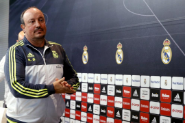 Benítez, convencido de que hay una campaña mediática contra el Real Madrid