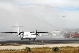 Las rutas interislas de Air Europa transportan a 161.300 pasajeros