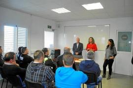 El PP de Sant Antoni denuncia el contrato «ilegal» de Ángeles Gallardo