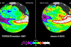 La NASA afirma que El Niño 2015 ha  creado un caos climático mundial