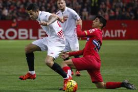 El Sevilla mantiene su buena forma en el Sánchez Pizjuán