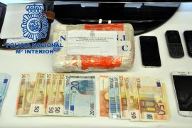 Un conocido empresario, detenido por introducir un kilo de cocaína en Mallorca