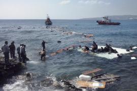 Más de 3.700 inmigrantes han muerto en 2015 intentando cruzar el Mediterráneo