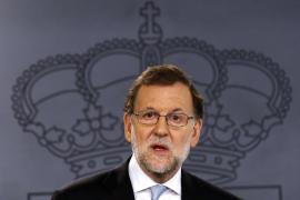 """Rajoy desea a todos los españoles """"un próspero 2016... y 2017 y 2018 y 2019"""""""