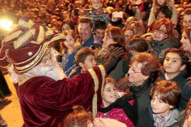 VÍDEO: Más de 500 personas participarán en la cabalgata de los Reyes Magos en Eivissa