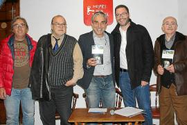 Joan Carles Palos presenta su libro