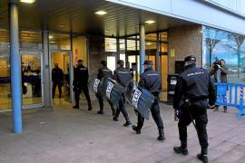 La Policía Nacional desplegará más de 200 agentes para el juicio de 'Nóos'