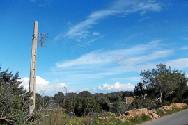 Indignación en Formentera por un apagón que dejó sin luz a 1.665 usuarios más de 10 horas