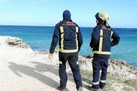 Intensa búsqueda de un hombre de 57 años en la costa pitiusa tras encontrar su kayak