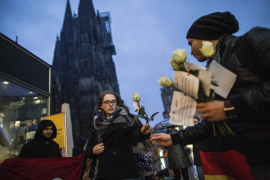 El sindicato policial alemán dice que había refugiados en los sucesos de Colonia