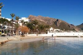 Enero cálido en Balears
