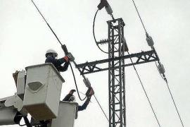 La demanda eléctrica aumentó en las Pitiüses un 6,7% en 2015