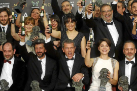 Los Goya llegan a Sant Antoni