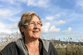 Hazel Morgan: «Desde que llegué a Eivissa en 1972 supe que sería el  lugar donde pasaría el resto de mi vida»