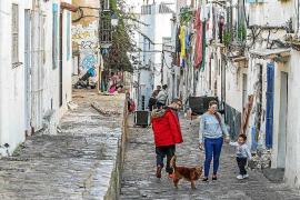 Vila quiere recuperar sa Penya como barrio residencial más que para usos turísticos