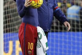 Messi, favorito ante Cristiano y Neymar para alzar su quinto Balón de Oro
