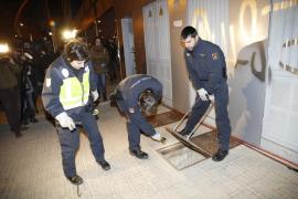 Un despliegue policial nunca visto, por Joan Riera